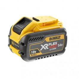 Аккумулятор 18/54V Li-ion XR FLEXVOLT DeWALT DCB547 / Емкость 9 Ah