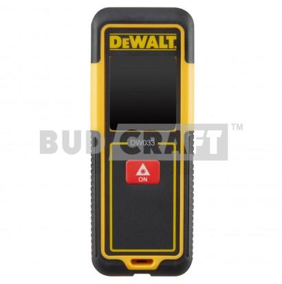 Лазерный противоударный дальномер DeWalt DW033