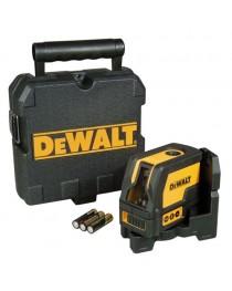 Лазерный нивелир (уровень) с функцией отвеса DeWalt DW0822 фото
