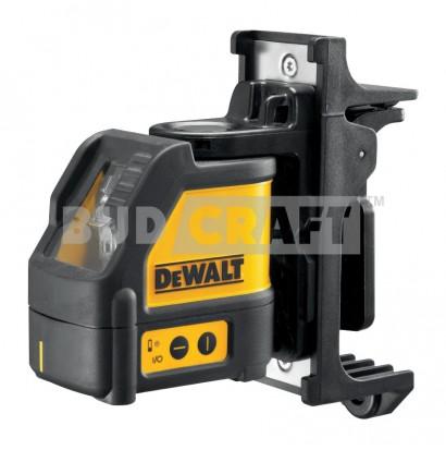 Лазерный нивелир (уровень) DeWalt DW088K / В комплекте с магнитным кронштейном