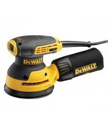 Эксцентриковая шлифмашина DeWalt DWE6423 / Ø125 мм