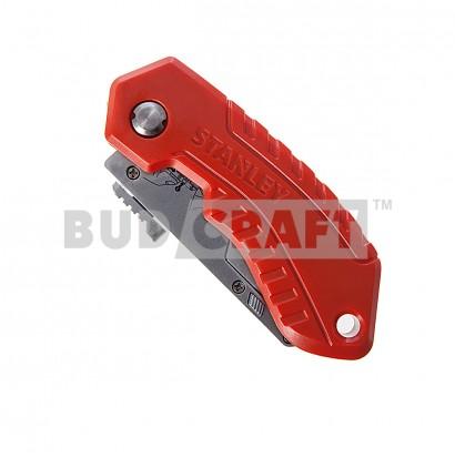 Нож складной с автовозвратом лезвия Stanley / 160 мм / 19 мм фото