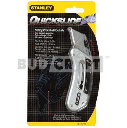 Нож Stanley Quickslide / 145 мм / 19 мм фото