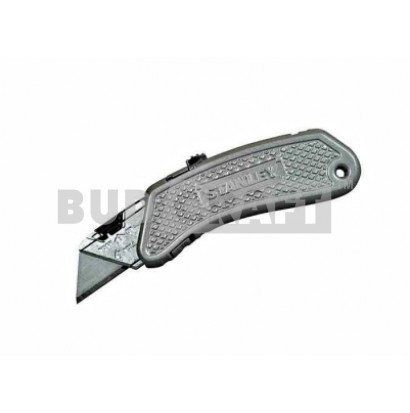 Нож с выдвижным лезвием Stanley Quickslide / 135 мм / 19 мм