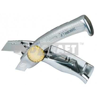 Нож с выдвижным лезвием Stanley FatMax® XTREME™ 0-10-819 / Ширина лезвия 19 мм фото