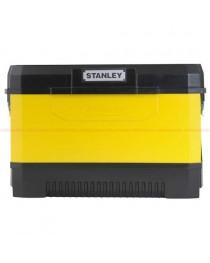 Ящик для инструментов металлопластиковый на колесах Stanley 1-95-827 / 650 x 430 x 389 мм фото