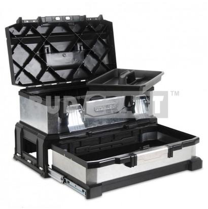 Ящик для инструментов металлопластиковый Stanley 1-95-830 / 545 x 280 x 335 мм