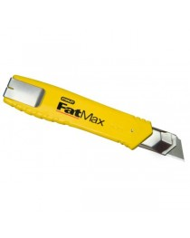 Нож металлический с 18 мм лезвием Stanley FatMax® 8-10-421 / 155 мм фото