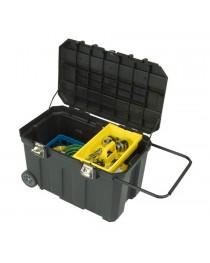 Ящик для инструментов большого объема на колесах Stanley Mobile Job Chest 1-92-978 / 768 x 490 x 476 мм фото