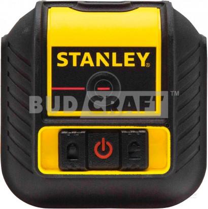 Лазерный нивелир (уровень) Stanley Cross 90° STHT77502-1 / Красный луч фото