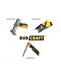 Набор инструментов для работ с ГКЛ / гипсокартонными листами BUDCRAFT™ BC-N103 фото