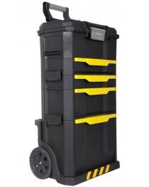 Тележка инструментальная (ящик для инструментов) на колёсах Stanley Modular Rolling Workshop 1-79-206 / 886 x 488 x 347 мм фото