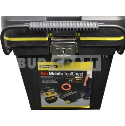 Ящик для инструментов большого объема на колесах Stanley Pro Mobile Tool Chest 1-92-904 / 610 x 375 x 420 мм фото