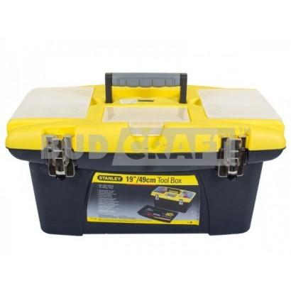 Ящик для инструментов Stanley Jumbo 1-92-906 / 486 х 276 х 232 мм