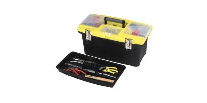 Ящик для инструмента: возможные варианты и правила выбора