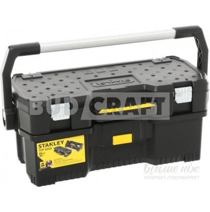 Ящик для инструментов со съемным кейсом Stanley 1-97-506 / 670 x 323 x 283 мм
