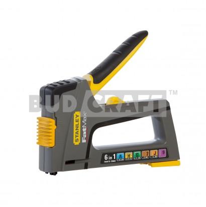 Степлер механический 6 в 1 Stanley Light Duty TR75 FatMax® FMHT6-70868