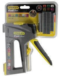 Степлер механический 6 в 1 Stanley Light Duty TR75 FatMax® FMHT6-70868 фото
