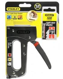 """Степлер механический Stanley Light Duty TR120 STHT6-70410 / Для скоб типа """"A"""" и шпилек типа """"J"""" фото"""