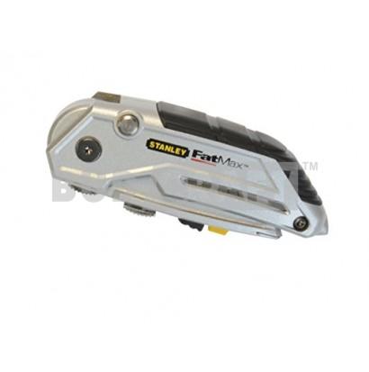 Нож с двумя выдвижными лезвиями Stanley Folding Twin-blade / 180 мм / 19 мм фото