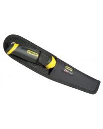 Ножовка по гипсокартону узкая Stanley FatMax® 2-20-556 / Длина полотна 355 мм / В защитном чехле фото