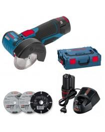 Угловая шлифмашина аккумуляторная Bosch GWS 10, 8-76 V-EC Professional / 06019F2002 фото
