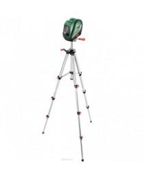 Лазерный нивелир (уровень) с функцией отвеса Bosch UniversalLevel 2 SET / В комплекте со штативом 1, 1 м / 0603663801 фото