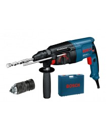 Перфоратор со сменным патроном Bosch GBH 2-26 DFR Professional / 0611254768 фото
