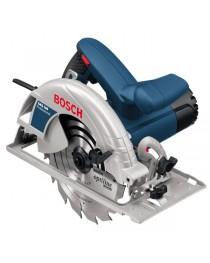 Пила дисковая ручная Bosch GKS 190 Professional / 0601623000 / Пильный диск Ø190 мм фото