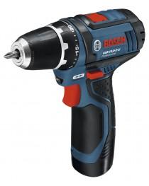 Шуруповерт Bosch GSR 10, 8-2-LI Professional / В кейсе / 0601868122 фото