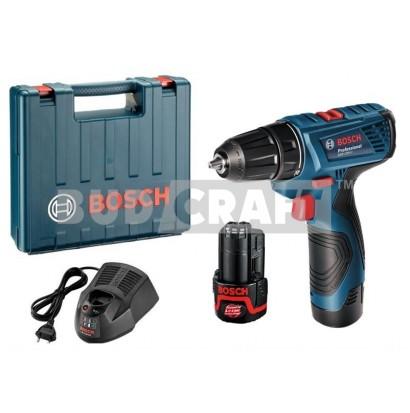 Дрель-шуруповерт Bosch GSR 120-LI Professional / 06019F7001 фото