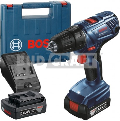 Дрель-шуруповерт Bosch GSR 140-LI Professional / 06019F8000 фото