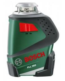 Лазерный нивелир (уровень) Bosch PLL 360 / В комплекте с кронштейном BM3 / 0603663020 фото
