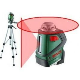 Лазерный нивелир Bosch PLL 360° Set / В комплекте со штативом BS-150 / 0603663001