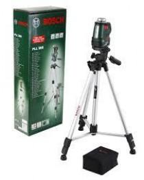 Лазерный нивелир Bosch PLL 360° Set / В комплекте со штативом BS-150 и кронштейном BM3 / 0603663001 фото