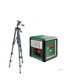 Лазерный нивелир Bosch Quigo Plus / В комплекте со штативом / 0603663600 фото