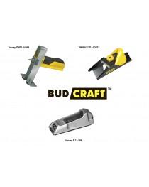 Набор инструментов для работ с ГКЛ / гипсокартонными листами BUDCRAFT™ BC-N102 фото