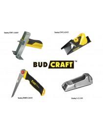 Набор инструментов для работ с ГКЛ / гипсокартонными листами BUDCRAFT™ BC-N101 фото