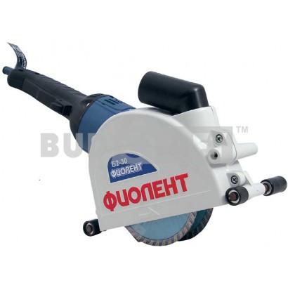 Штроборез (бороздодел) Фиолент Б2-30 / Диск Ø125 мм фото