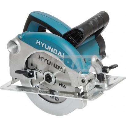 Пила дисковая ручная Hyundai C 1500-190 Expert / Пильный диск Ø190 мм