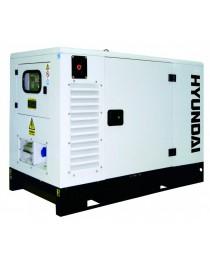Дизельный генератор Hyundai DHY11KSEm + ATS фото