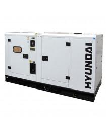 Дизельный генератор Hyundai DHY45KSE + ATS фото
