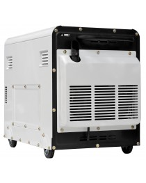 Дизельный генератор Hyundai DHY 6000SE-3 фото