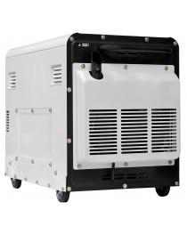 Дизельный генератор Hyundai DHY 8000SE фото