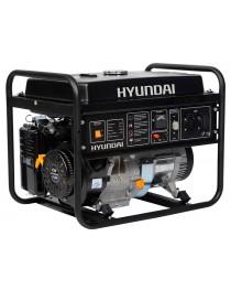 Бензиновый генератор Hyundai HHY 7010F / 5500 Вт фото