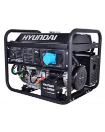Бензиновый генератор Hyundai HHY 9010FE / 6200 Вт фото