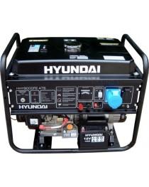 Бензиновый генератор Hyundai HHY 9010FE ATS / 6200 Вт фото