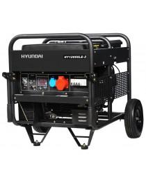 Бензиновый генератор Hyundai HY 12000LE-3 / 10000 Вт фото