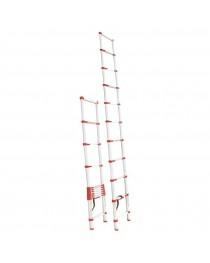 Телескопическая лестница Intertool LT-3032 / 1 x 10 / 3, 2 м фото