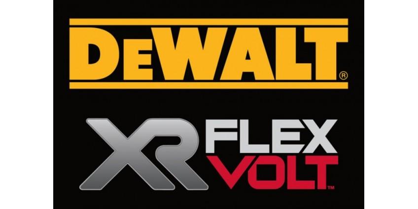Аккумуляторный инструмент DeWALT XR FLEXVOLT 54V.